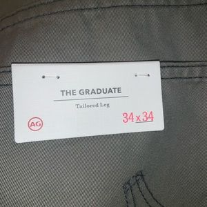 Ag Adriano Goldschmied Jeans - Ag Adriano Goldschmed graduate Tailored Jeans